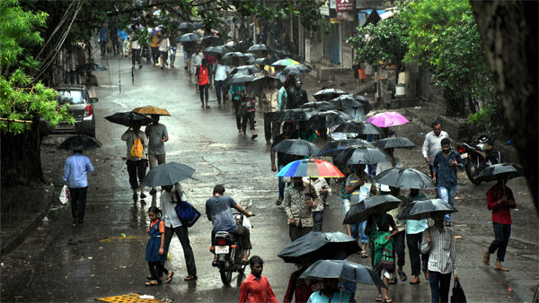Mumbai Rains: IMD predicts heavy showers for next 3 days