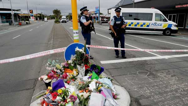 New Zealand mosque attack defendant pleads not guilty