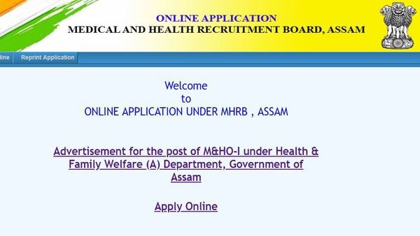 MBBS jobs: NHM Assam recruiting 501 Medical and Health Officers; How to apply?