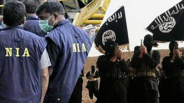 NIA charges 17 ISIS terrorists for plotting attacks in South India
