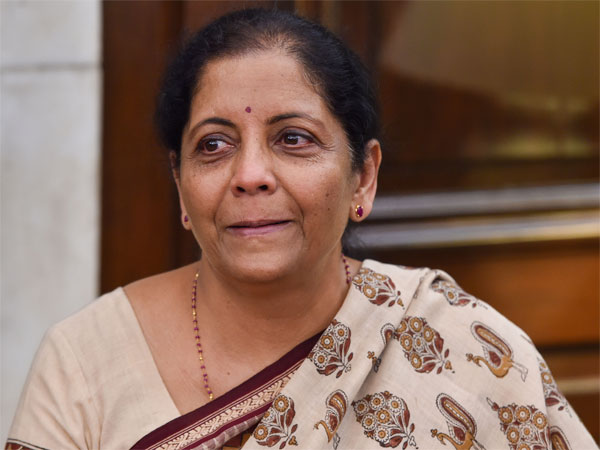 File photo of Nirmala Sitharaman