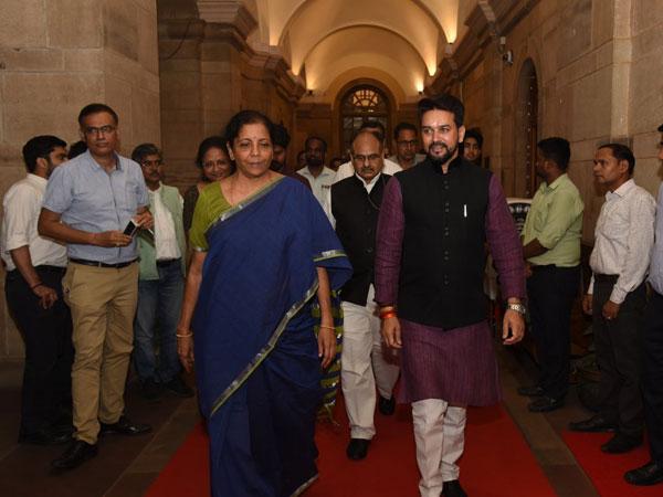 Budget 2019: Meet Nirmala Sitharaman's team