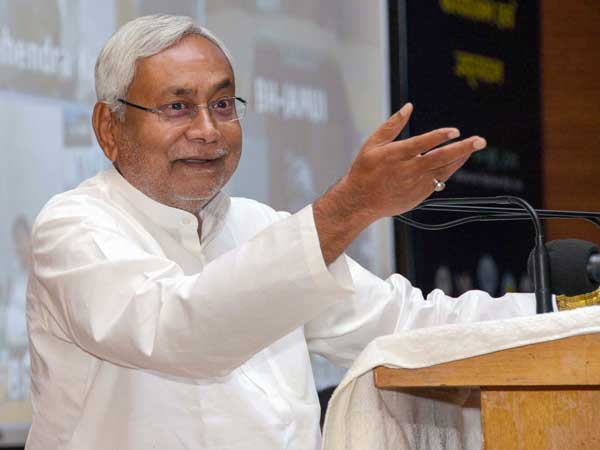 JD (U) chief and Bihar CM Nitish Kumar