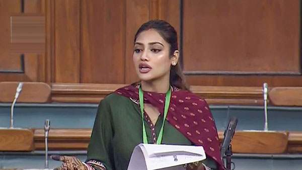 Lynch mobs turned Lord Rams name into murder cry: Nusrat Jahan