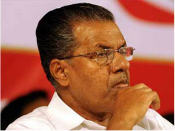 File photo of Kerala Chief Minister Pinarayi Vijayan