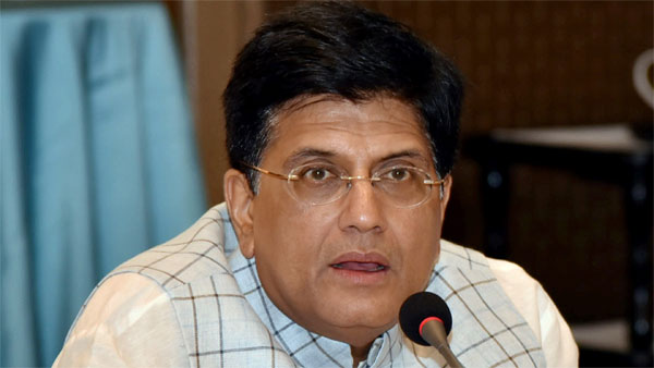 File photo of Piyush Goyal