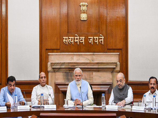 A file photo of a Cabinet Meeting