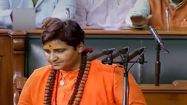 File Photo of Pragya Singh Thakur