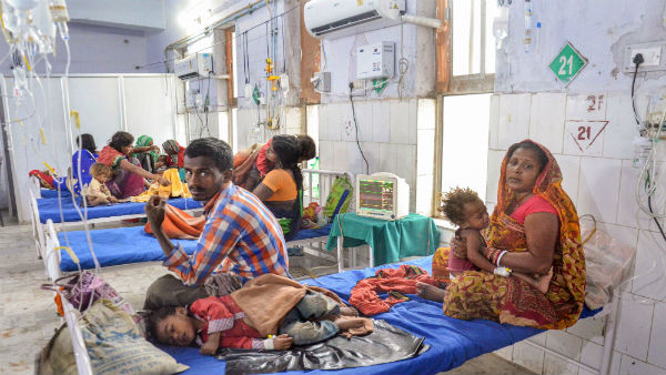 Acute Encephalitis Syndrome toll climbs to 117 in Bihar