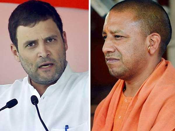 'Behaving foolishly': Rahul Gandhi slams Adityanath over arrests of journalists
