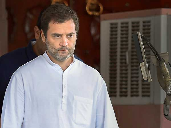 Rahul Gandhis citizenship: MHA refuses to share details of notice to Congress president