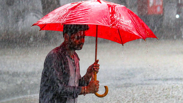 Monsson rains: IMD predicts heavy showers in Gujarat, Goa today
