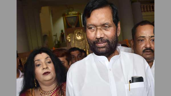 Remembering Bihar stalwart: Ram Vilas Paswan