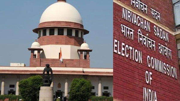 SC notice to EC on Congress plea challenging staggered RS polls in Gujarat