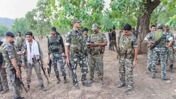 Naxal allowance to policemen stopped in Chhattisgarh