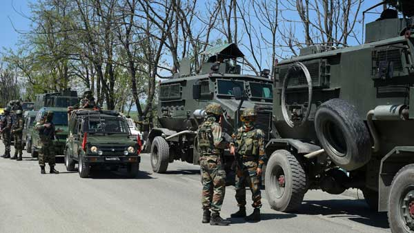 Shopian encounter: 4 terrorists killed by security forces