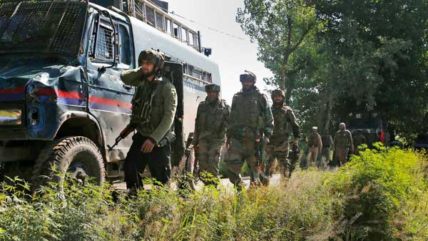 J&K: Encounter underway between terrorists, security forces in Budgam district