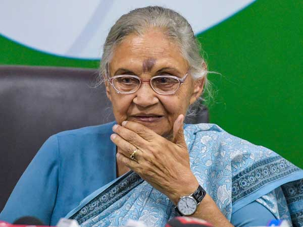 Smells like politics: Sheila Dikshit's take on AAP govt's free bus, metro for women proposal