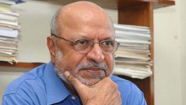 File photo of Shyam Benegal