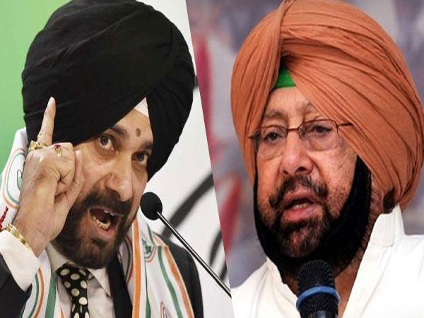 Captain hits back, strips Sidhu of local bodies portfolio