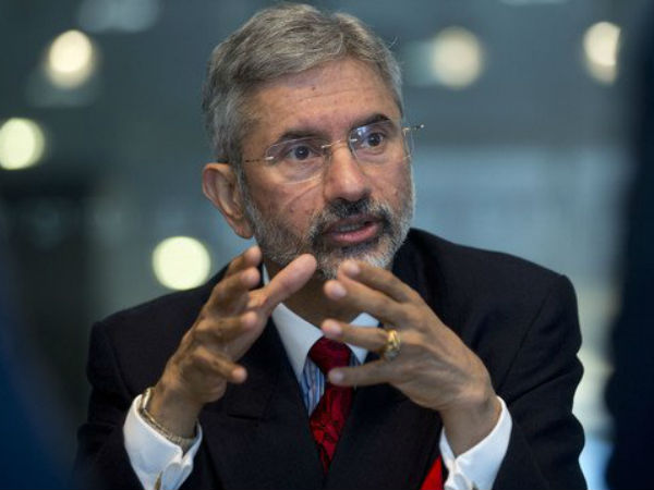 File photo of S Jaishankar