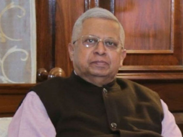 File photo of Meghalaya Governor Tathagata Roy