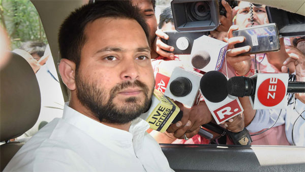 Tejashwi offered to resign after LS polls drubbing, reveal MLAs