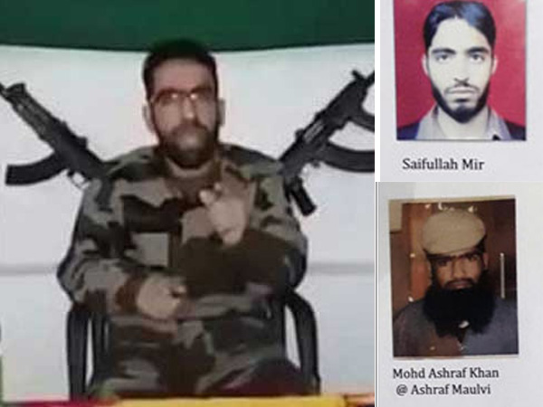 On the hit-list, Forces confident of gunning these ten terrorists in 6 months