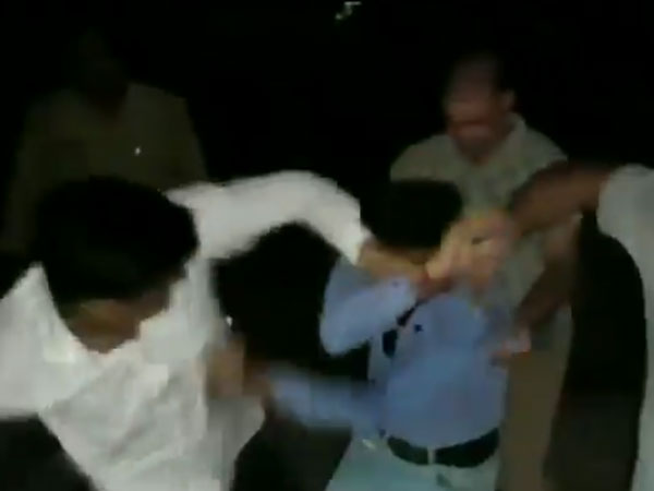 Stripped, urinated in mouth: UP railway cops thrash journalist