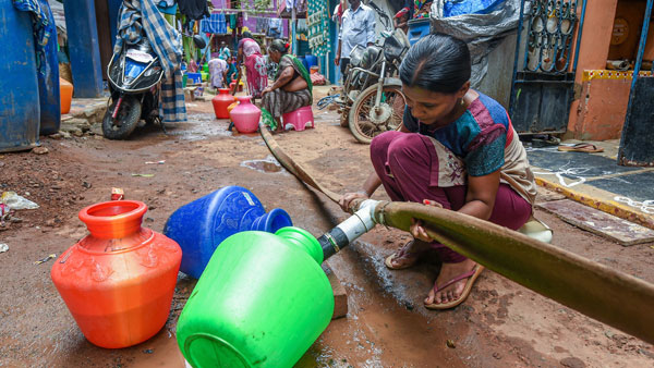 Weather today: Chennai rains likely to decrease, water
