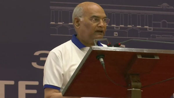 International Yoga Day LIVE: Yoga is to make it an integral part of our life, says Kovind