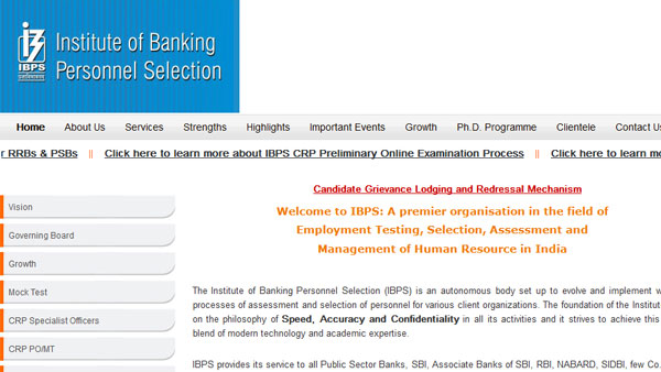 IBPS SO Prelims result 2019 declared; Check activated website until this date