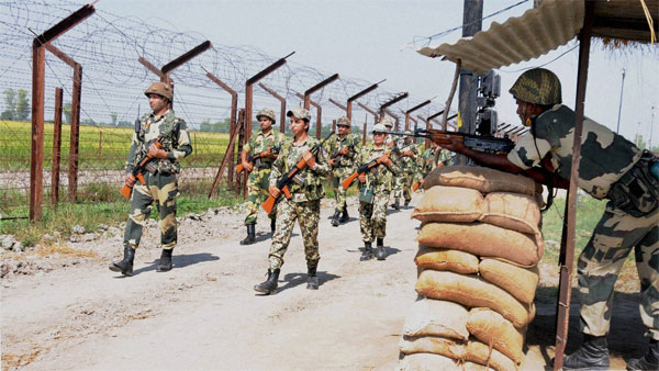 60 armed terrorists from Pakistan have infiltrated along the LoC