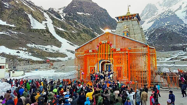 Kedarnath shrine all set to open on May 17; No restrictions on number of pilgrims