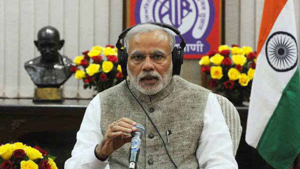 Mann Ki Baat: Narendra Modi to address nation at 6 pm today