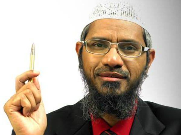 Indian agencies desperate to stick charge against me: Zakir Naik