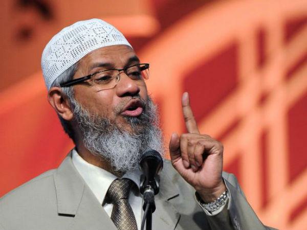ED to move Interpol to get Islamic preacher Zakir Naik to India