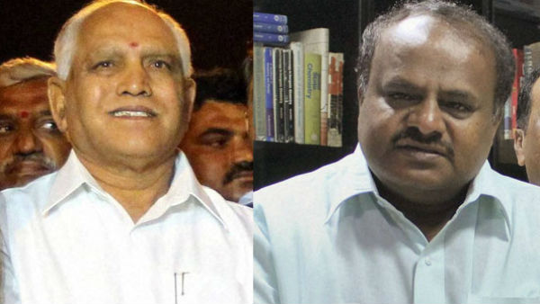 Karnataka alliance on the edge as 8 Congress, 3 JD(S) MLAs submit resignation