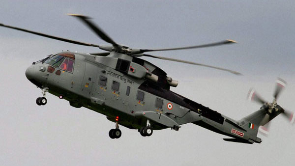 Fresh evidence by IT dept adds twist to VVIP chopper scam