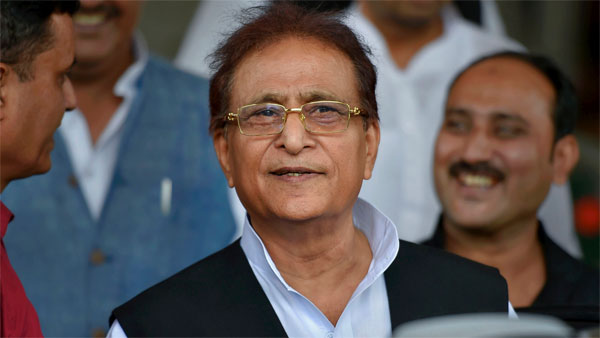 UP CM framing Azam Khan in false cases: SP leader