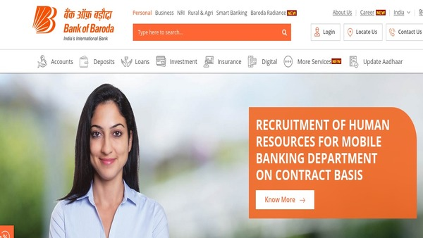 Bank Jobs: BOB Specialist Officers recruitment notification out; Apply for 35 BOB SO jobs from today