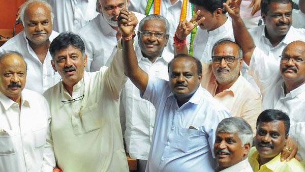 'Dosti' over: Congress-JD(S) alliance in Karnataka is over