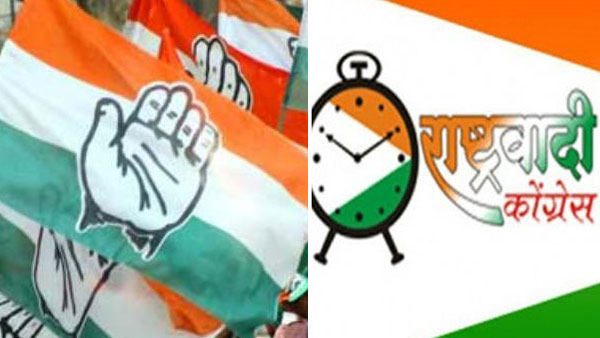 Between 2017 to 2018, only Congress, NCP witnessed decrease in assets