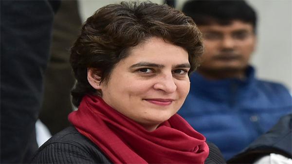Priyanka Gandhi has Congress blood to fight injustice: KV Thomas