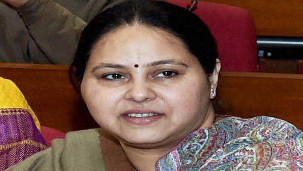 File photo of Misa Bharti