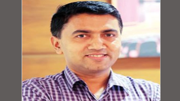 File photo of Pramod Sawant