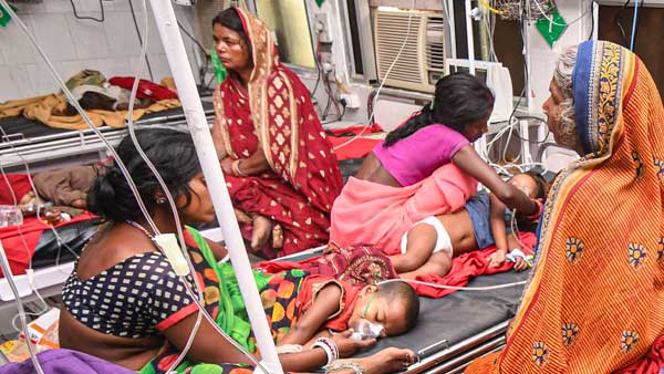 Hope Modi govt rises from deep slumber: Cong on Encephalitis deaths in Assam