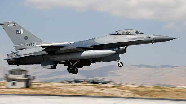 Days After Imran Khans visit, US approves sales to support Pak F-16 jets