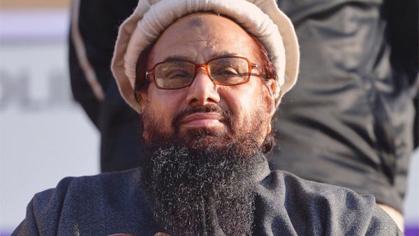 Mumbai attack accused Hafiz Saeed gets brief breather in terror financing trial