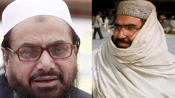 Masood Azhar, Hafiz Saeed to be first designated terrorists under new anti terror law